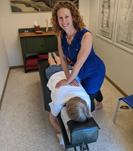 Dr. Melissa Crago Upper Cervical Chiropractor